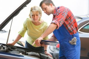 Talking With An Automobile Mechanic