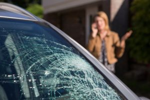 if your auto windshield has been damaged, call windshield replacement Bennett service technicians